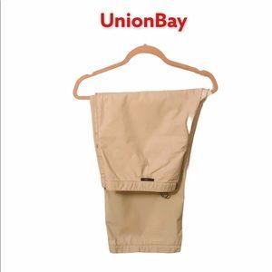 UnionBay Capri kakis / cargo pants (Juniors sz 17)